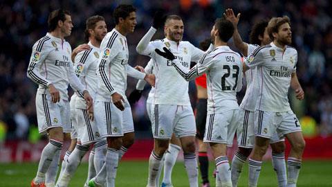 5 yếu tố giúp Real chinh phục La Liga 2015/16