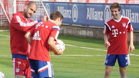 5 tài năng trẻ có thể được đôn lên đội 1 Bayern mùa tới