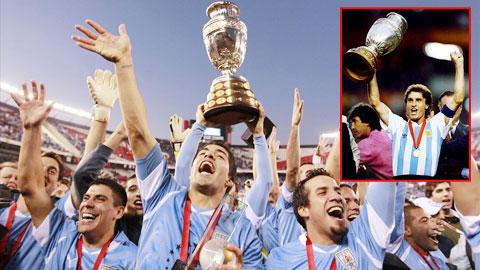 Đại chiến Argentina vs Uruguay: Kinh điển Nam Mỹ