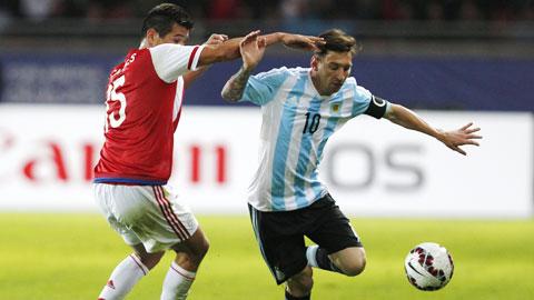 Messi & một năm tăng tốc mãnh liệt
