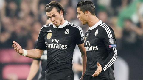 Cuộc chiến vì 'cái tôi' giữa Ronaldo và Bale