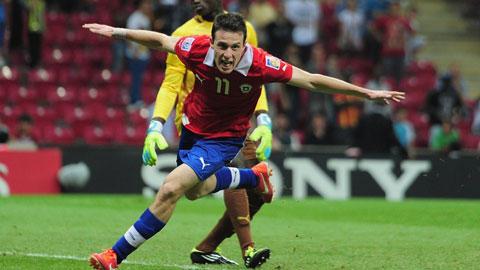 5 ngôi sao trẻ trên đường tỏa sáng ở Copa America