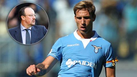 Benitez muốn bổ sung sao tuyển Argentina vào Dải ngân hà