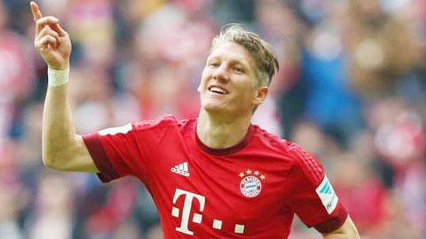 Schweinsteiger được khuyên rời Bayern đầu quân cho M.U
