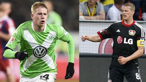 Bundesliga đối mặt nguy cơ 'chảy máu tài năng'