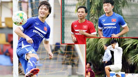 U23 Việt Nam sẵn sàng cho nhiều mặt trận