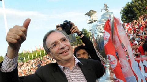 Chủ tịch các CLB Ligue 1: Những 'ông trùm' chuyển nhượng