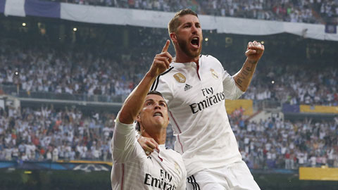 Real Madrid: 100 triệu euro để giữ chân Ramos