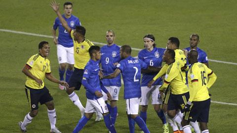 Brazil chấm dứt chuỗi 11 trận thắng liên tiếp: Hết rồi tuần trăng mặt