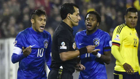 Neymar 'dị ứng' với các luật lệ