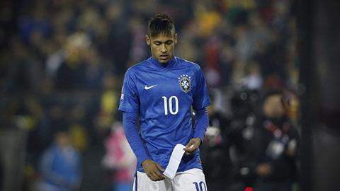 Truyền thông Brazil quan ngại cho tương lai Neymar