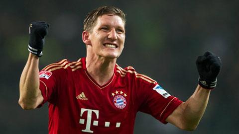 Schweinsteiger chuyển tới M.U: Nhiều rủi ro nhưng nên thử