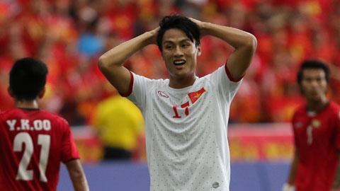 Mạc Hồng Quân vẫn chưa quên nỗi ám ảnh mang tên U23 Myanmar