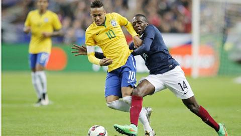 Neymar: Nạn nhân của một nền bóng đá què quặt