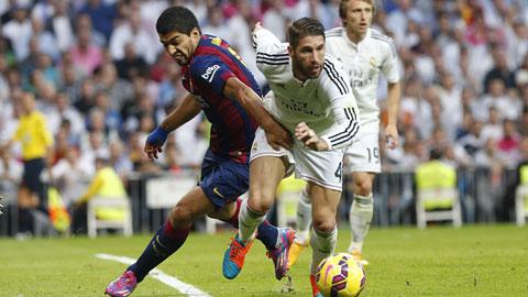 Serio Ramos rời Real sang… Barca?
