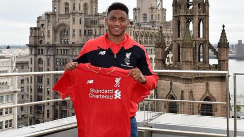 Liverpool hoàn tất bản hợp đồng thứ 4