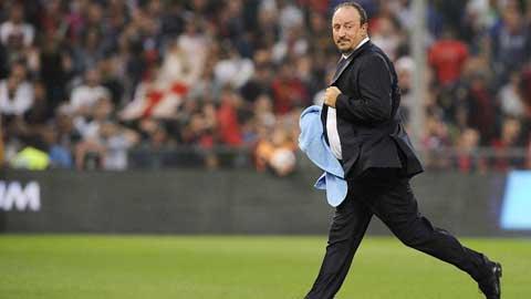 HLV Benitez và trở ngại từ chủ tịch Pezez: Tài mua sắm khó phát huy