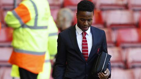 Man City lần thứ 4 tăng giá mua Sterling: 45 triệu bảng!