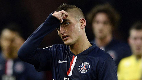 Verratti muốn rời PSG