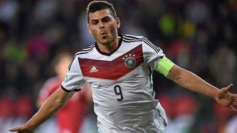 VCK U21 châu Âu: Đức, Czech thắng tưng bừng