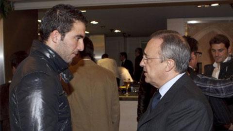 Ông chủ Real bị tố ghét người Argentina