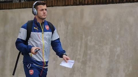 Arsenal nâng lương gấp đôi giữ chân Wilshere