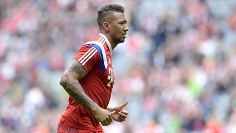 Bayern sẵn sàng bán Boateng cho M.U