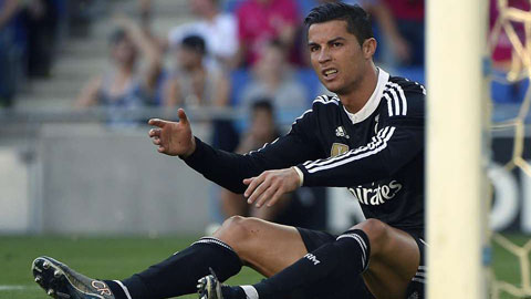 Những lý do đẩy Ronaldo rời xa Real Madrid