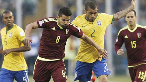 ĐT Brazil: 2 mặt của 1 chiến thắng