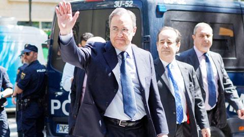 Real Madrid: Florentino Perez ngày càng độc đoán