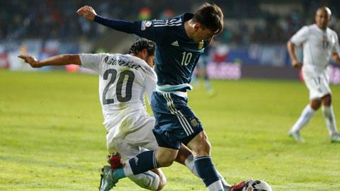 Cuộc đua Vua phá lưới Copa America: Messi, nước rút được không?