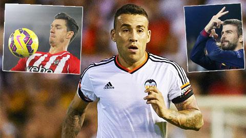 Top 10 trung vệ xuất sắc nhất châu Âu mùa vừa qua
