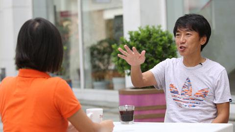 HLV Toshiya Miura: 'Sẽ chọn lực lượng mạnh nhất tiếp Man City'
