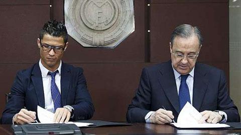 Real Madrid: Cuộc chiến đau đầu trên bàn đàm phán