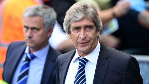 Pellegrini chê khéo Mourinho lắm mồm