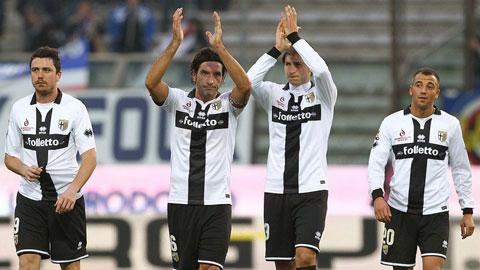 Parma chết để tái sinh