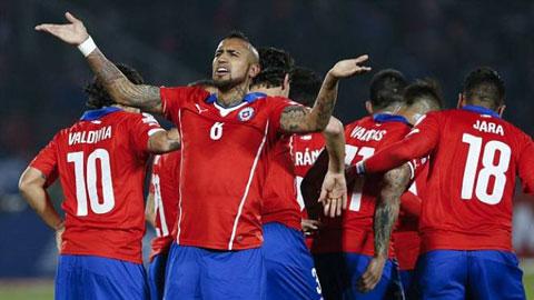 Tứ kết Copa America: Sự trùng lặp của lịch sử