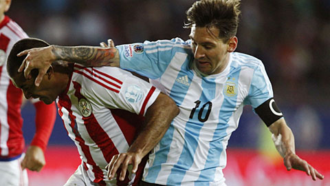Copa America khô hạn bàn thắng: Vì tiền đạo dở hay hậu vệ giỏi?