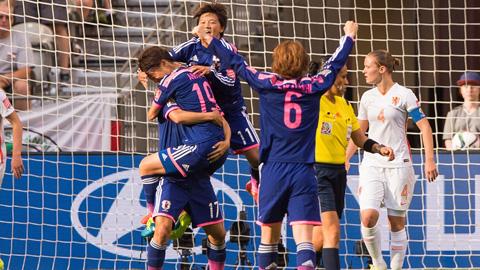 World Cup nữ 2015: Nhật Bản đụng độ Australia ở tứ kết