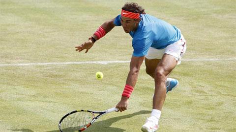 Nadal tụt xuống vị trí hạt giống số 10 tại Wimbledon