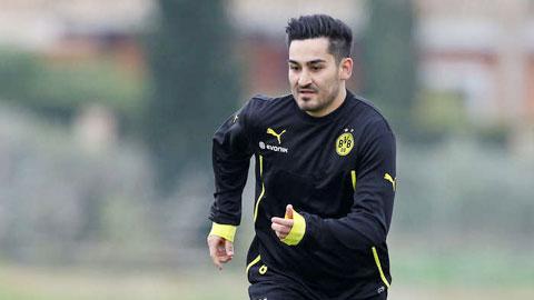 Dortmund: Guendogan ở lại, còn Aubameyang?