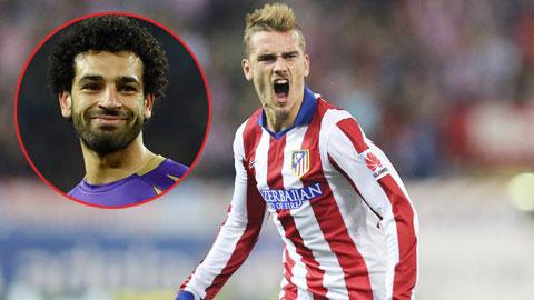 Chelsea mang Salah gạ Atletico bán Griezmann