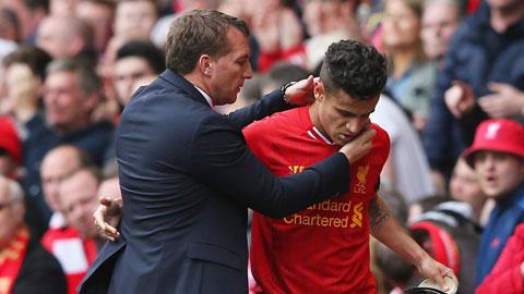 Liverpool lại chơi canh bạc Samba