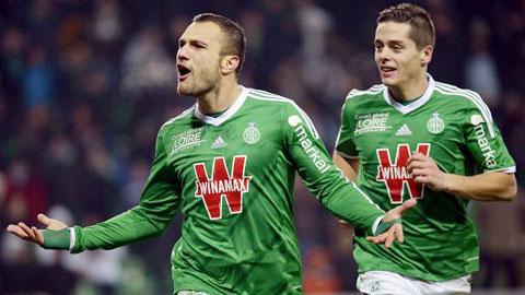St.Etienne và dự án góp mặt ở Champions League vào năm... 2020