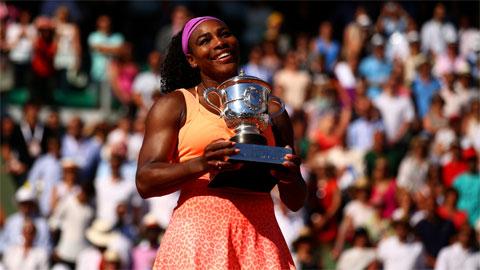 Serena Williams 'có cửa' vô địch tại Wimbledon?