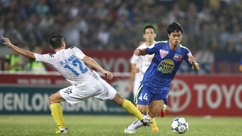 Vòng 13 V.League: Tâm điểm Gò Đậu, nóng ở Hàng Đẫy