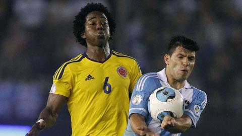 06h30 ngày 27/6, Argentina vs Colombia: Đoạn tango cao trào