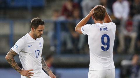 U21 Anh: Khi thất bại đã trở nên quen thuộc