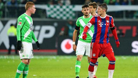 Công bố lịch thi đấu Bundesliga mùa 2015/16: Hấp dẫn ngay những vòng đầu