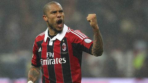 Milan trói chân thành công 'đồ tể' De Jong